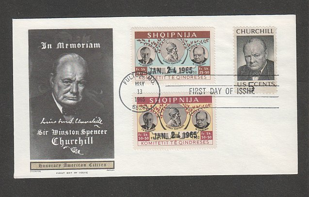 Churchill Jackson Chickering Cover from Ebay - sold for $16