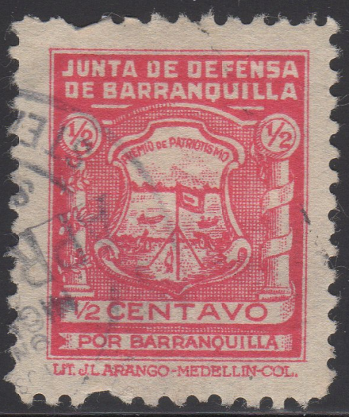 Barranquilla Defense Board Cinderella