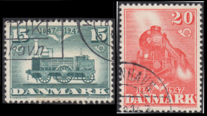 1947 Locomotive Issue