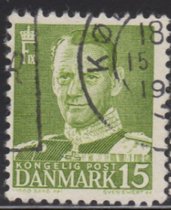 Frederik IX 15o First Series