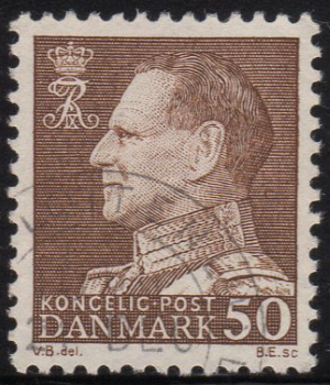 Frederik IX Second Series