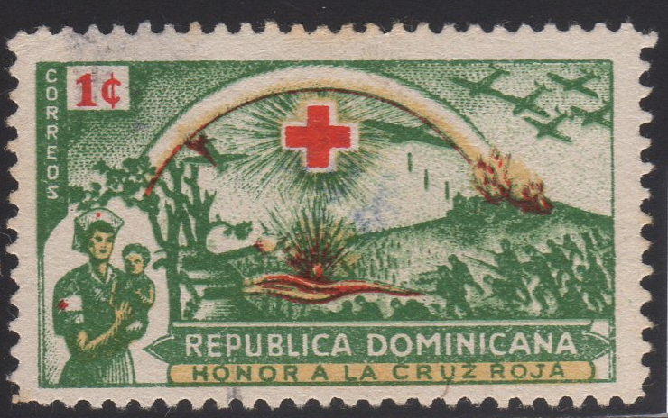 1944 - 80th Anniv. of the Intl. Red Cross